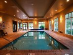 Indoor Pool Great for Groups in St. George