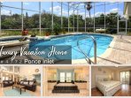 Luxury Pool Home - Steps From The Beach - 5BR/4.5BA - #4772