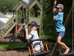 Bovisand Lodge Holiday Park - play area