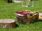 Bovisand Lodge Holiday Park - noughts and crosses