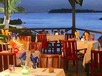 Restaurant ' La Cabane du pécheur' sur la plage