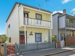 A fully restored free standing Terrace house built in the 1890s