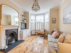 Family home in Battersea