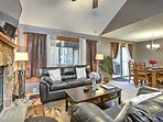 Rest easy in nearly 1,500 square feet of living space.