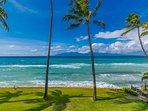 Papakea is an ocean front resort