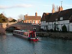 Hungerford, The Kennet & Avon Canal
