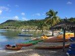 Water sports Mamora Bay