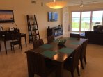 Dining Area W/Extra Large Dining Table, Stunning Ocean Views!