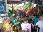 Stef Surf Guests at Mardi Gras