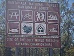 Located in the Heart of the Nantahala Gorge (5 min. from the N.O.C.), a Nature Lovers Paradise!