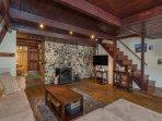 That cozy cabin feel
