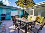 A perfect vacation setting in the Clearwater Beach community