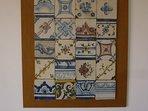 Historische Azulejos 2.Hälfte 18.-Anfang 19. Jahrhundert