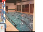 in winter or at bad weather conditions, you can swim also in the public swimming pool of Bredene