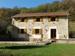 Moulin de Mirau,  comfortable renovated barn in the Diege valley