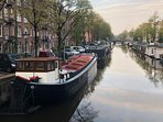 Authentic and luxurious in center of Amsterdam