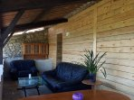 terrasse privative 20m2