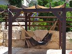 relax and have a nap in the hammock !