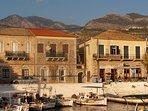 Ag. Nikolaos overlooked by our village Pyrgos