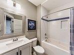 Connecting Bathroom to Bunk Bedroom 8