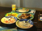 Authentic Nicaraguan dishes cooked for you as an additional service