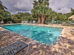 Take a break from your everyday life and head to this 2-bedroom, 1-bath Hilton Head Island vacation rental condo which...