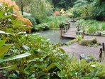 Japanese Garden- a must if your into nature and photography like me. Heavenly!