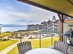 NEW! 2BR Condo w/ Views of Flathead Lake & Mtns!