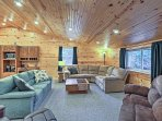 Escape to the peace and quiet of Partridge, Kansas when you stay at this 3-bedroom, 2-bathroom vacation rental...