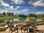 This resort boasts amazing accommodations to kick back and relax.