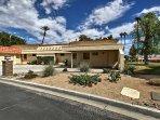 Escape to this luxury 2-bedroom, 2-bathroom vacation rental condo in Palm Desert!