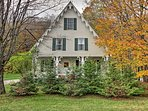 Enjoy peaceful South Woodstock from this 4BR/2BA vacation rental cottage!