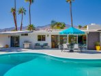 The Jagger House - Palm Springs