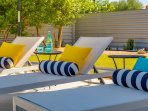 Resort Style Vibe at the Jagger House