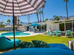The Jagger House, Palm Springs