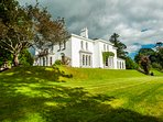 Coolclogher House and grounds.