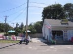 Bike up to the end of Hardings beach road and try every flavor of Italian Ice at 'Chillers'!! Chatham Cape Cod New...