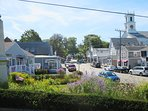 Stroll through the Chatha Village just 2 miles from the house! Chatham Cape Cod New England Vacation Rentals