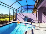 ACO Family - 4Bd with Private Pool and Grill(1745)