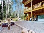 BBQ & Campfire area