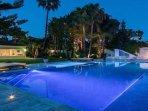 Villa Issabella   Pool view