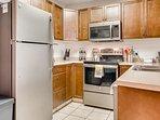Legacy 102 kitchen