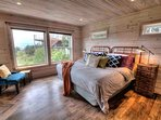 Each bedroom  in this amazing home offer comfort and style, surrounded by  natural beauty