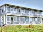 Located on a beautiful coastal bluff with space, comfort, and one of Yachats most convenient location.