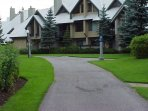These townhomes are centrally located to all Whistler Village has to offer.