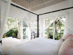 View from the inside bedroom.