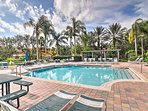 From this Kissimmee home base, you'll be just 15 minutes from Disney World!