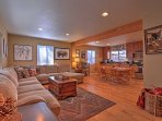 This home boasts 1,500 square feet of tasteful living space and accommodations for 8 guests.