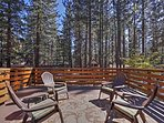 Escape to this beautiful 4-bedroom, 2-bathroom vacation rental house in South Lake Tahoe that's only minutes from...