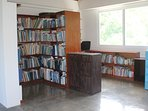 A library of books for children, ocean lovers and Bohol enthusiasts.